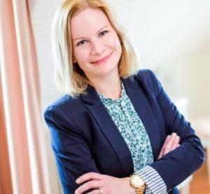 matkailupäällikkö Heidi Torvinen